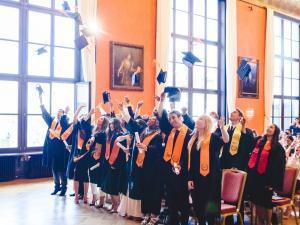 New European College Commencement Ceremony 2018 @ Münchner Künstlerhaus | München | Bayern | Germany