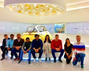 Industrial Visit: BMW Welt- Plant Tour @ BMW Welt | München | Bayern | Germany
